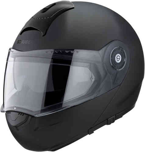 Schuberth C3 Casco negro mate Negro 2XL