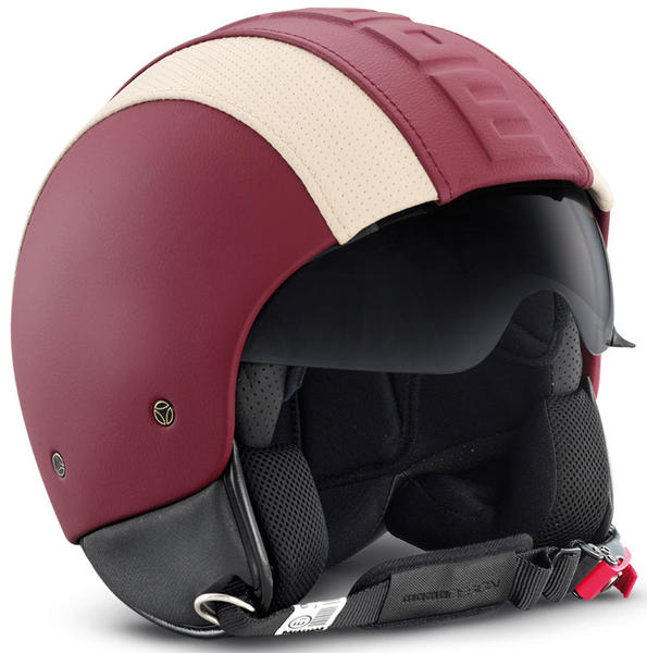 Image For MOMO Hero Special Edition Helm Rot XS