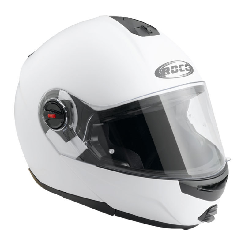 Image For Rocc 680 Klapphelm Weiss M