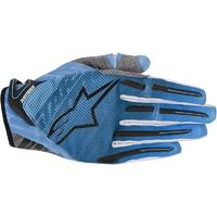Alpinestars Charger Motocross guantes 2014 Azul L