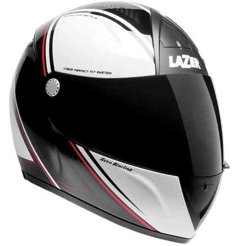 Lazer Falcon Z Carbon Black Casco M