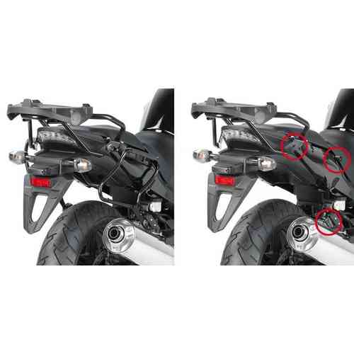 GIVI PLXR208 Pannier Holder - V35 Monokey® SIDE - Release
