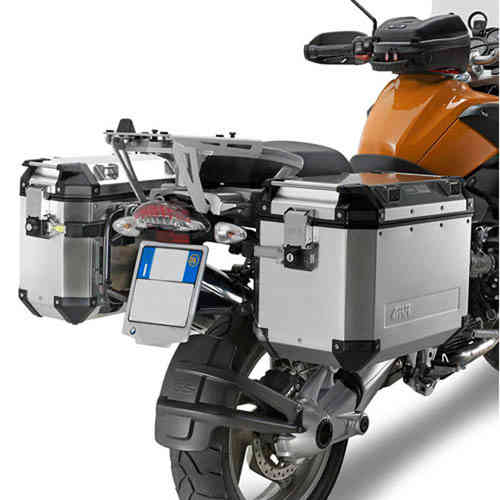 GIVI PL684CAM Pannier Holder - Monokey Cam-Side - Outback