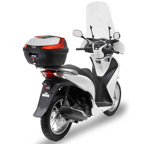 GIVI E227 Rear-Rack - Monolock