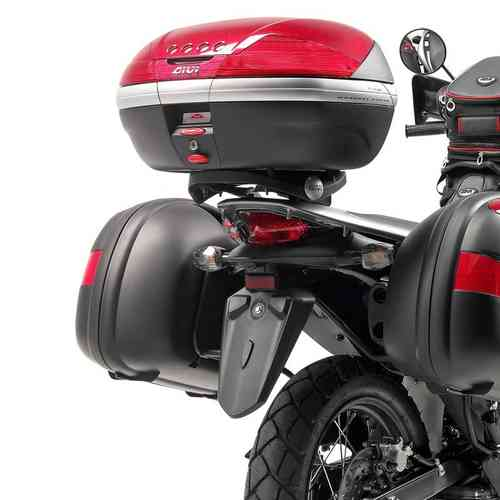 Givi PL167 Pannier Holder - Monokey side
