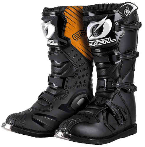 Oneal Rider Motocross Boots Black 43