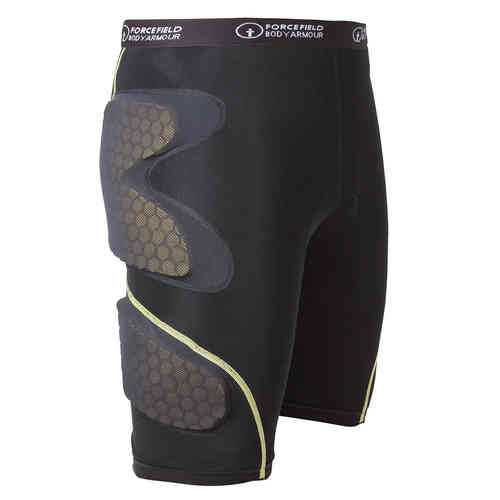 Forcefield Contact Pantalones cortos Negro XL