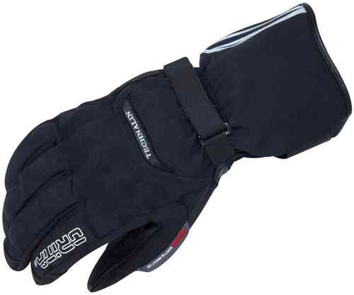Orina Juno Waterproof Motorcycle Gloves Black 2XL