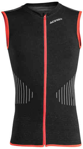 Acerbis X-Fit Back Chaleco protector Negro 2XL