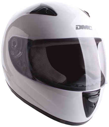 DMC MV-8 Plain Casco Blanco 2XL