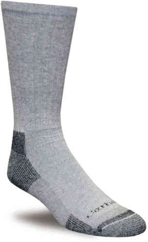 Carhartt All Season Cotton Crew Work Calcetines (3-Pack) Gris L