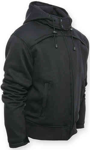 Bores Safety 4 Summer Hoodie Sudadera con capucha Negro XS