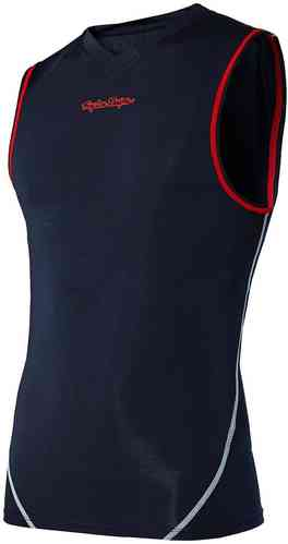 Troy Lee Designs Ace Baselayer less Azul M