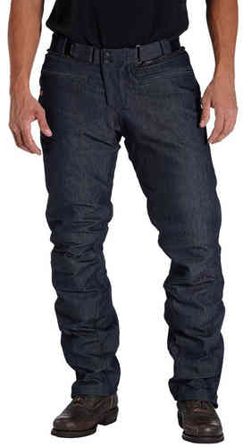 Rokker Revolution Extreme Motorcycle Pants Black 32