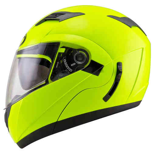 KYT Convair Casco Amarillo 2XL