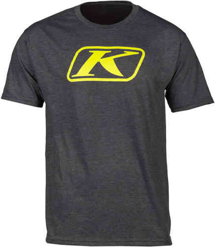 Klim Icon T-shirt Gris 2XL