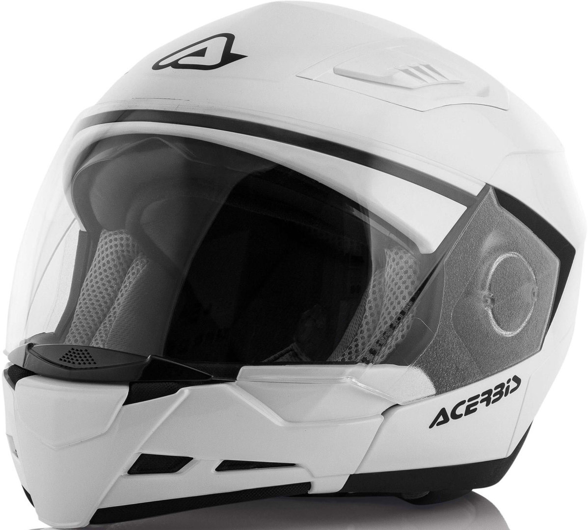 Image For Acerbis Stratos 2.0 Crossover Helm Weiss L