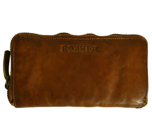 Rokker Lady Wallet Big Beige