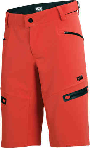 IXS Sever 6.1 BC Shorts Red S