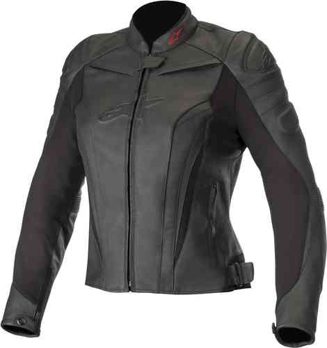 Image of Alpinestars Stella GP Plus R V2 Giacca in pelle da donna Nero 38