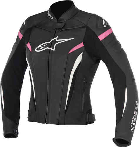 Image of Alpinestars Stella GP Plus R V2 Giacca in pelle da donna Nero Porpora 40