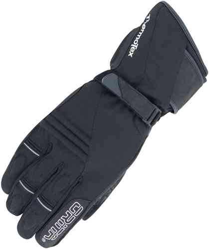 Orina Kingston Guantes impermeables Negro 3XL