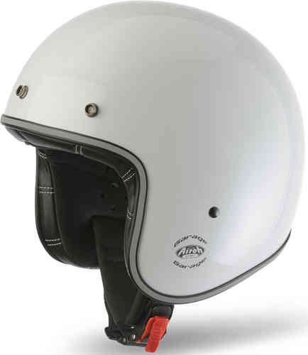 Airoh Garage Casco Jet Blanco S