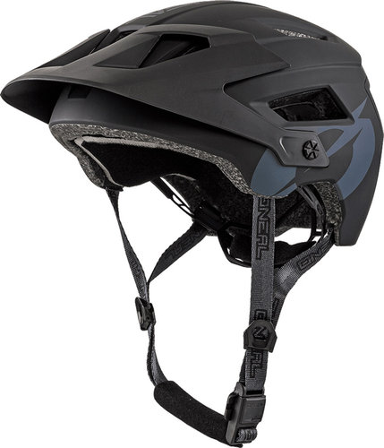 O´Neal Defender 2.0 Solid Casco Negro L XL