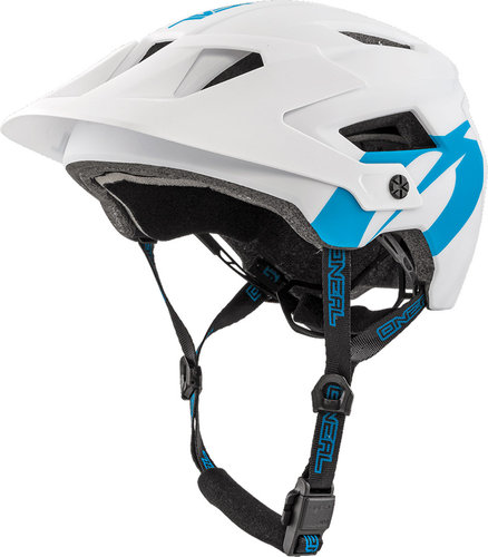 O´Neal Defender 2.0 Solid Casco Blanco L XL