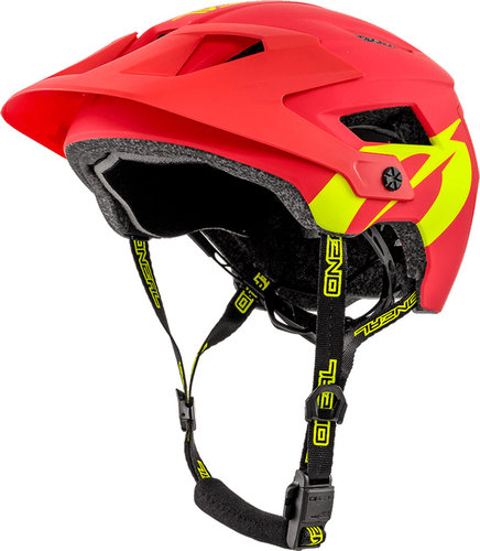 O´Neal Defender 2.0 Solid Casco Rojo L XL