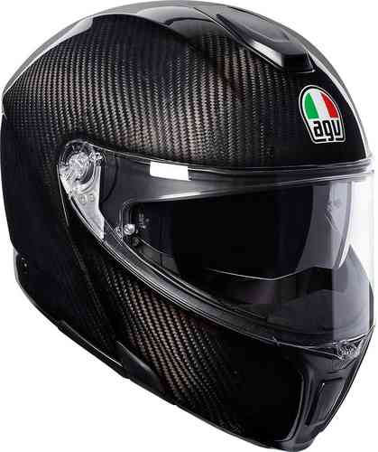 AGV Sportmodular Carbon Casco Carbono XL