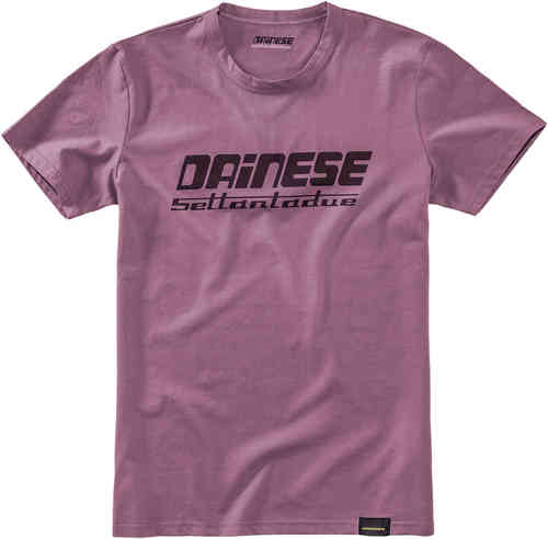 Dainese Settantadue T-shirt Lila S