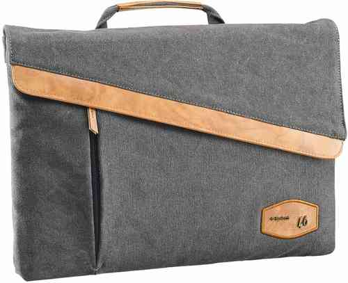 Held Smart Case Bolsa Negro Gris M