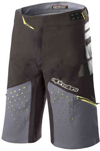 Alpinestars Drop Pro Shorts Black Grey 30