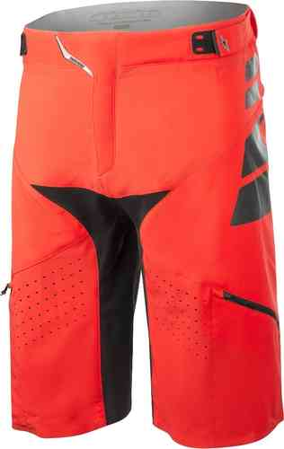 Alpinestars Drop Pro Shorts Black Red 34