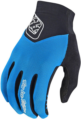 Troy Lee Designs Ace 2.0 Guantes Azul 2XL