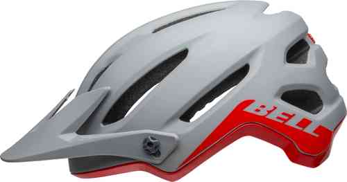 Bell 4Forty Casco Enduro Gris Plata L