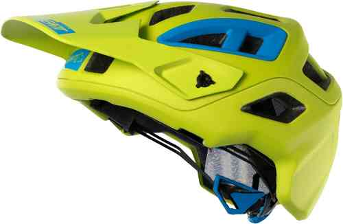 Leatt DBX 3.0 All Mountain Casco de bicicleta Amarillo L
