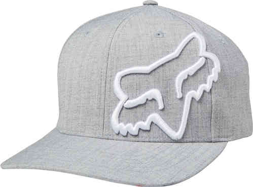 FOX Clouded Flexfit Cap Gris L XL