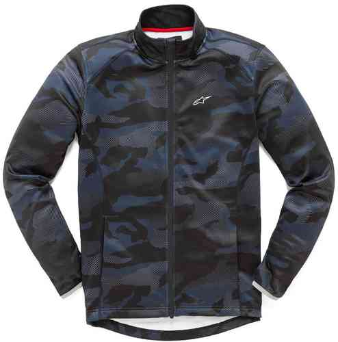 Alpinestars Purpose Mid Layer Chaqueta Negro Azul S