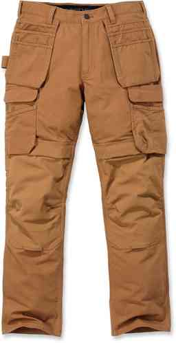 Carhartt Emea Full Swing Multi Pocket Pantalones Marrón 42
