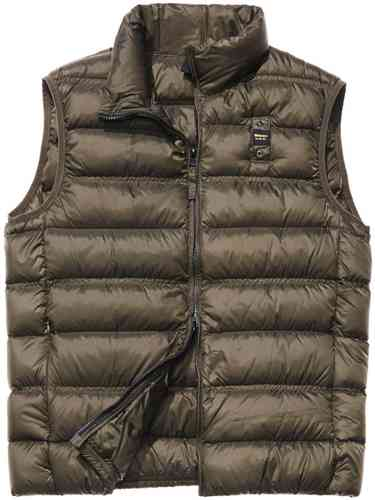 Blauer USA Angelo Abajo chaleco Gris S