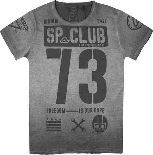 Acerbis Freedom SP Club Camiseta Gris 2XL