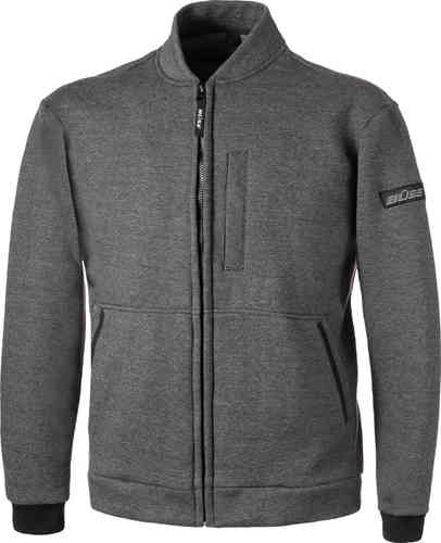 Büse Team Sweat Chaqueta Gris 2XL
