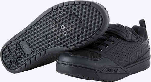 Oneal Flow SPD zapatos Negro 36