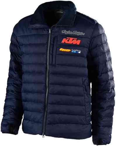Troy Lee Designs KTM Team Chaqueta Azul M