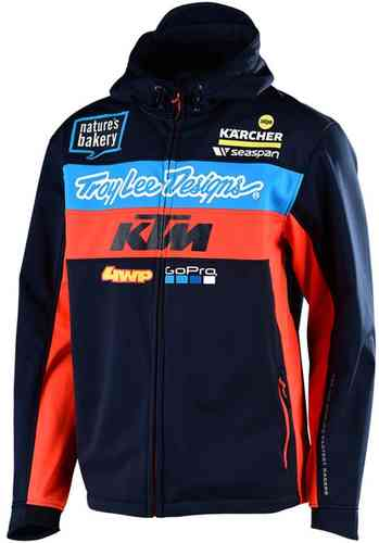 Troy Lee Designs KTM Team Pit Chaqueta Multicolor 2XL