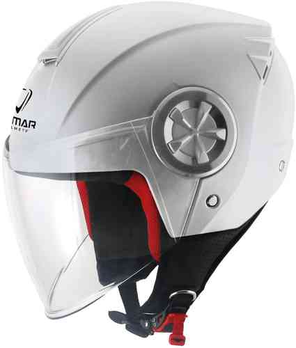 Vemar Air Solid Casco Jet Blanco L