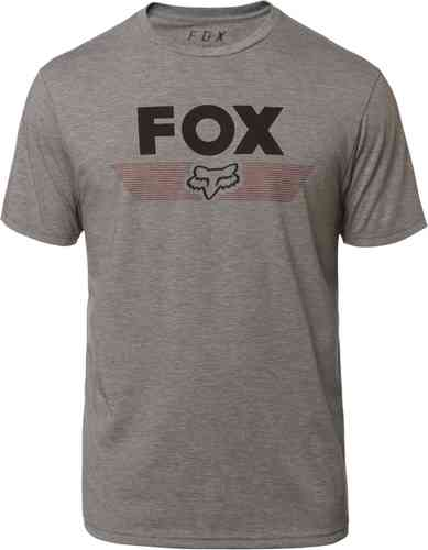FOX Aviator Tech Tee T-shirt Gris 2XL