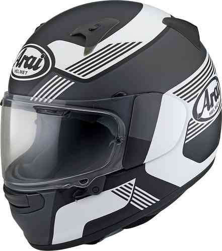 Arai Profile-V Copy Casco Negro Blanco 2XL